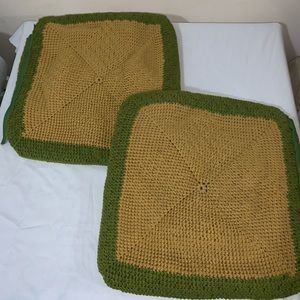 Vintage hand made cousin covers